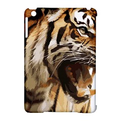Royal Tiger National Park Apple Ipad Mini Hardshell Case (compatible With Smart Cover)