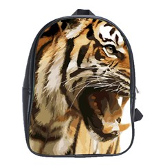 Royal Tiger National Park School Bags (xl)