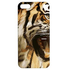Royal Tiger National Park Apple iPhone 5 Hardshell Case with Stand