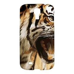 Royal Tiger National Park Samsung Galaxy S4 I9500/i9505 Hardshell Case
