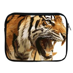 Royal Tiger National Park Apple Ipad 2/3/4 Zipper Cases