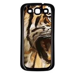 Royal Tiger National Park Samsung Galaxy S3 Back Case (black)