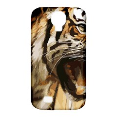 Royal Tiger National Park Samsung Galaxy S4 Classic Hardshell Case (pc+silicone)