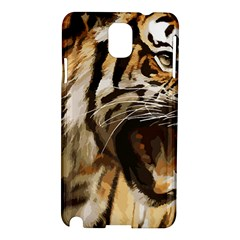 Royal Tiger National Park Samsung Galaxy Note 3 N9005 Hardshell Case
