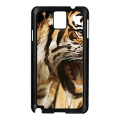 Royal Tiger National Park Samsung Galaxy Note 3 N9005 Case (black)