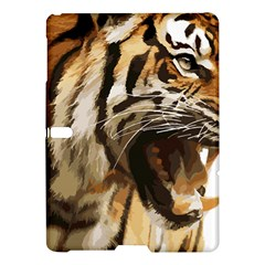 Royal Tiger National Park Samsung Galaxy Tab S (10 5 ) Hardshell Case