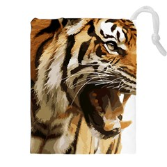 Royal Tiger National Park Drawstring Pouches (xxl)