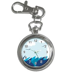 Sea Key Chain Watches