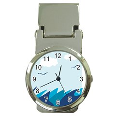 Sea Money Clip Watches