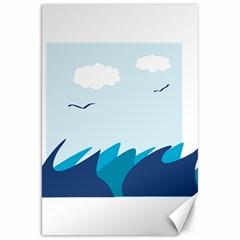 Sea Canvas 20  X 30