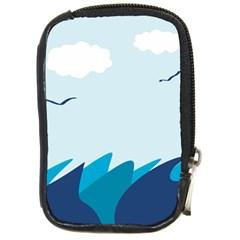 Sea Compact Camera Cases