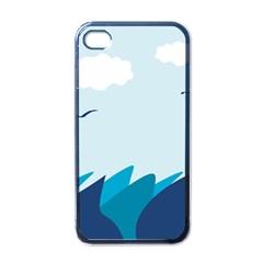 Sea Apple Iphone 4 Case (black)
