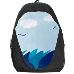 Sea Backpack Bag