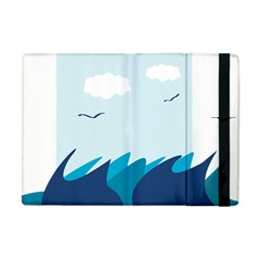 Sea Apple Ipad Mini Flip Case
