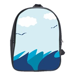 Sea School Bags (xl)