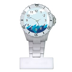 Sea Plastic Nurses Watch