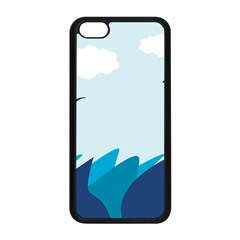 Sea Apple Iphone 5c Seamless Case (black)
