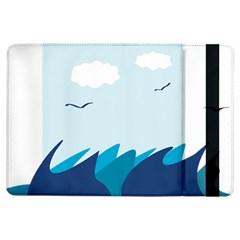 Sea Ipad Air Flip