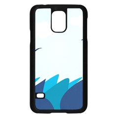 Sea Samsung Galaxy S5 Case (black)