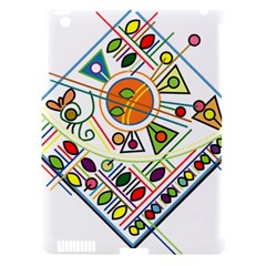 Vector Icon Symbol Sign Design Apple Ipad 3/4 Hardshell Case (compatible With Smart Cover)