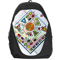 Vector Icon Symbol Sign Design Backpack Bag