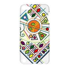 Vector Icon Symbol Sign Design Apple Ipod Touch 5 Hardshell Case