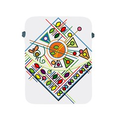 Vector Icon Symbol Sign Design Apple Ipad 2/3/4 Protective Soft Cases