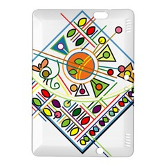 Vector Icon Symbol Sign Design Kindle Fire Hdx 8 9  Hardshell Case