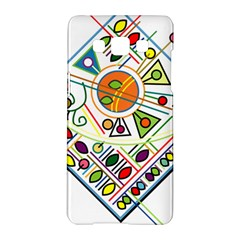 Vector Icon Symbol Sign Design Samsung Galaxy A5 Hardshell Case
