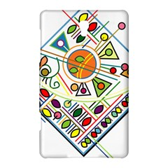Vector Icon Symbol Sign Design Samsung Galaxy Tab S (8 4 ) Hardshell Case