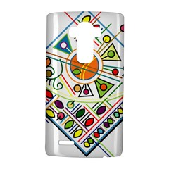 Vector Icon Symbol Sign Design LG G4 Hardshell Case