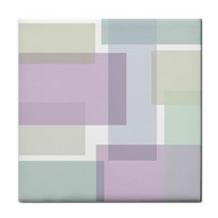 Abstract Background Pattern Design Tile Coasters