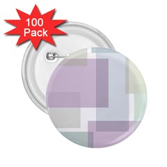 Abstract Background Pattern Design 2.25  Buttons (100 pack)