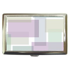 Abstract Background Pattern Design Cigarette Money Cases