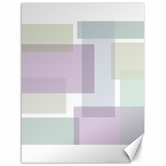 Abstract Background Pattern Design Canvas 18  X 24