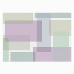 Abstract Background Pattern Design Large Glasses Cloth