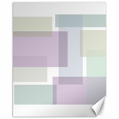 Abstract Background Pattern Design Canvas 11  X 14