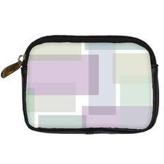 Abstract Background Pattern Design Digital Camera Cases