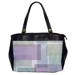 Abstract Background Pattern Design Office Handbags