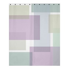 Abstract Background Pattern Design Shower Curtain 60  X 72  (medium)