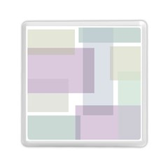 Abstract Background Pattern Design Memory Card Reader (square)
