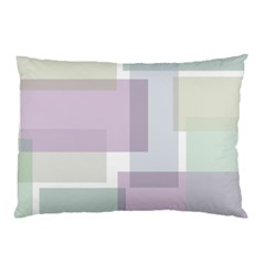 Abstract Background Pattern Design Pillow Case (two Sides)