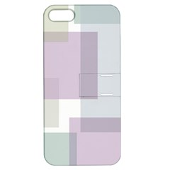 Abstract Background Pattern Design Apple iPhone 5 Hardshell Case with Stand