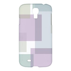 Abstract Background Pattern Design Samsung Galaxy S4 I9500/i9505 Hardshell Case