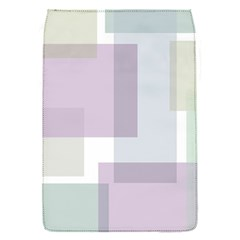 Abstract Background Pattern Design Flap Covers (s)