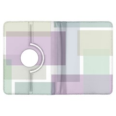 Abstract Background Pattern Design Kindle Fire Hdx Flip 360 Case