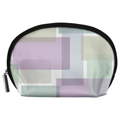 Abstract Background Pattern Design Accessory Pouches (large)