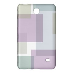 Abstract Background Pattern Design Samsung Galaxy Tab 4 (7 ) Hardshell Case