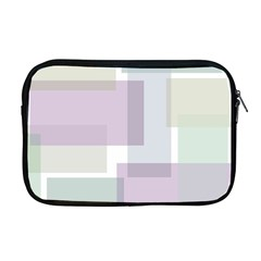 Abstract Background Pattern Design Apple Macbook Pro 17  Zipper Case