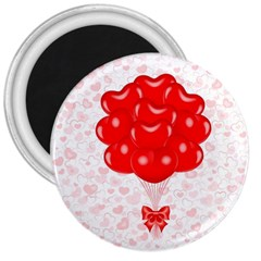 Abstract Background Balloon 3  Magnets